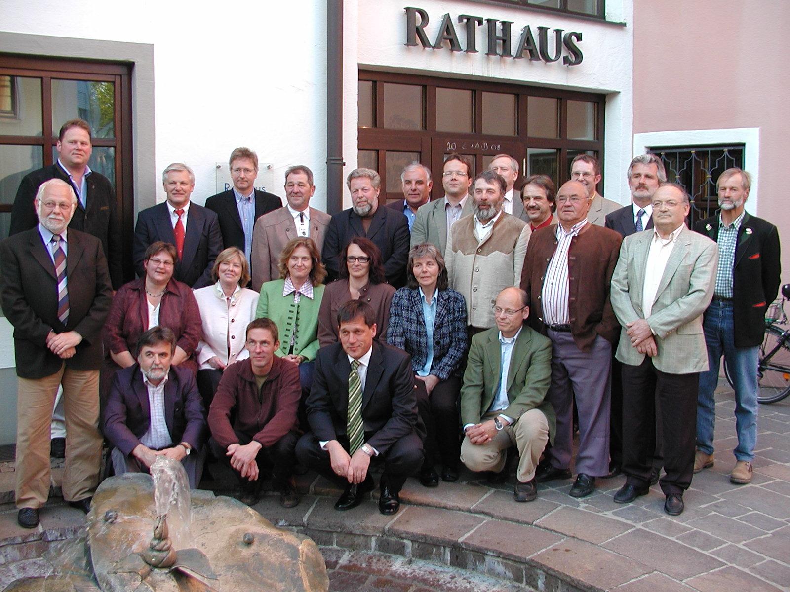Gemeinderat 2008